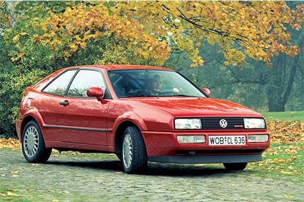 VW Corrado Imagined As A Modern Vehicle And We Like It