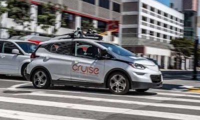 Cruise Allowed To Send Self-Driving Cars Onto San Francisco Streets Without Backup Drivers-autojosh
