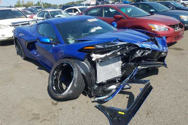2020 Chevrolet Corvette: The Most Wrecked Vehicle On The Market