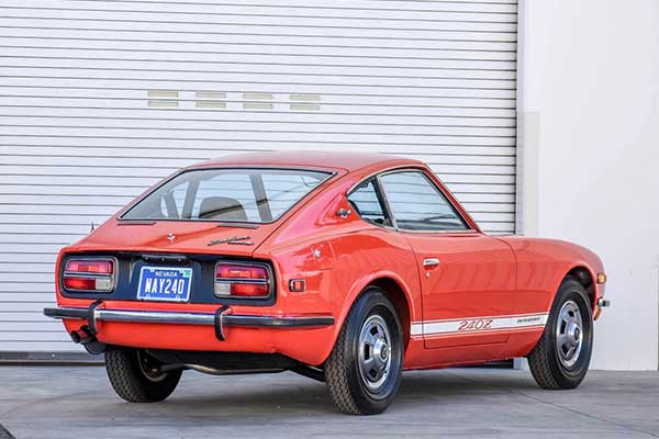 Classic 1971 Datsun 240Z With Low Mileage Cost A Fortune