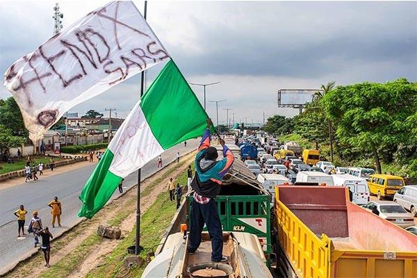 EndSARS Protest autojosh