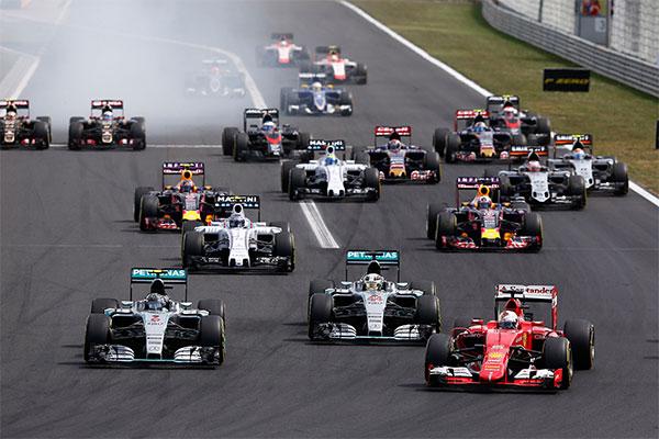 20 Formula 1 Drivers And Their Salaries: Lewis Hamilton Tops The List With N15 Billion Per Annum