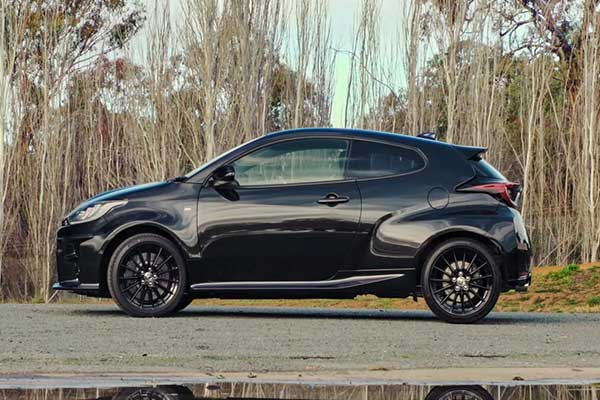2021 Toyota GR Yaris Sold Out Barely A Week After Launch in Australia