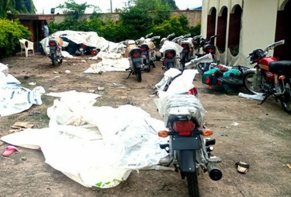 Hoodlums invade Ibadan Senator's residence, cart away items worth N250 million, including 300 motorcycles-autojosh