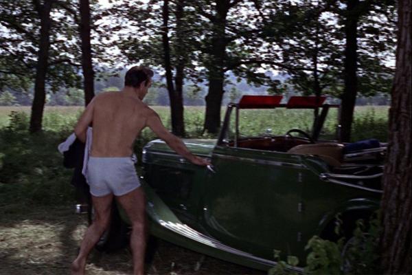 Sean Connery cars autojosh