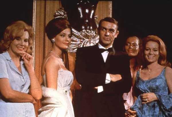 James Bond Star Sean Connery Who First Drove The Iconic Aston Martin DB5 Dies At 90 - autojosh