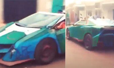 Lamborghini Knock Off - autojosh