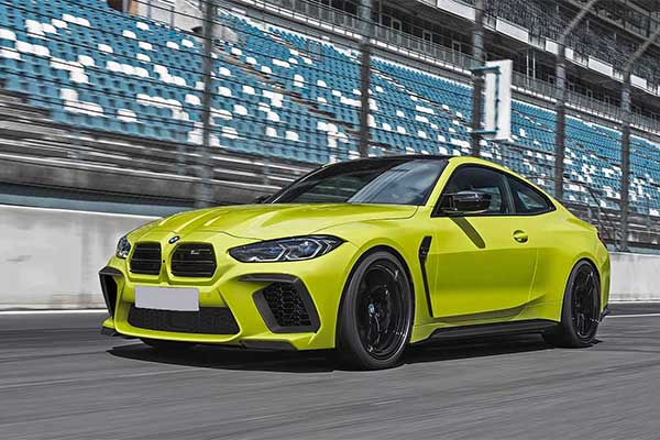 Don't Like The BMW M4 Grille? Check Out These Modifications