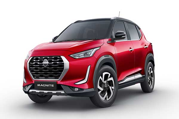 Magnite, A New Entry Level SUV Launched By Nissan For 2021