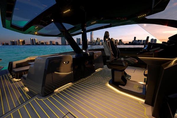 Martial Artist Conor Mcgregor buys 4,000-HP luxury superyacht dubbed the Technomar for Lamborghini '63-autojosh
