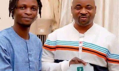 NURTW Boss MC Oluomo Reportely Gifts BBNaija Winner Lycon, N2.5Million-autojosh