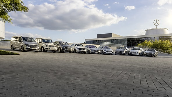Mercedes-Benz Continues With Positive Sales Into Third Quarter Of 2020