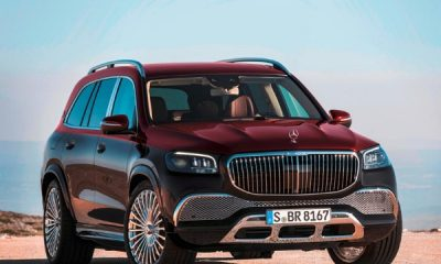 Mercedes private jet-like Mercedes-Maybach GLS 600 ultra-luxury SUV will have a starting MSRP of $160,500-autojosh