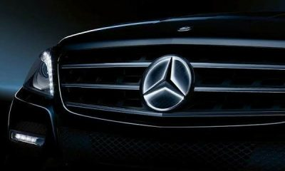 Mercedes recalls 12,799 SUVs because faulty illuminated Star Badge