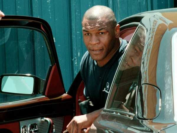 Tyson bribed a police officer with a Bentley-autojosh