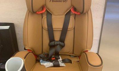 offset car seat