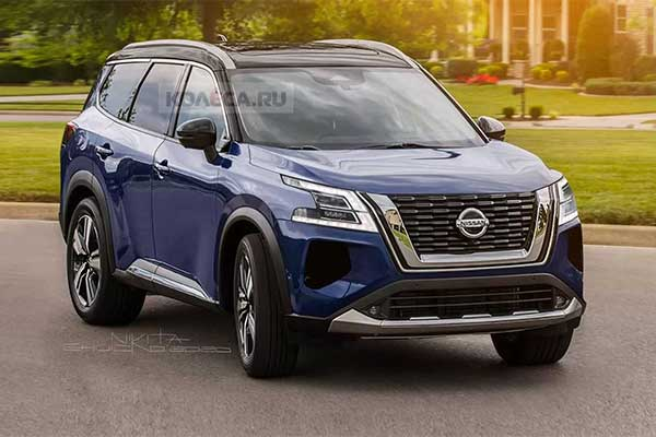 Next Nissan Pathfinder Comes Alive In Beautiful Rendering