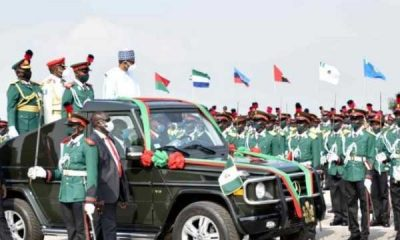 president-buhari-rode-in-mercedes-g-class-during-defense-academys-passing-out-parade