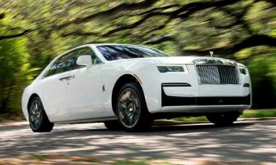 "Rolls-Royce Added Sounds To New Ghost Cos ""Near Silent"" Prototypes Made Drivers Feel Sick - autojosh"