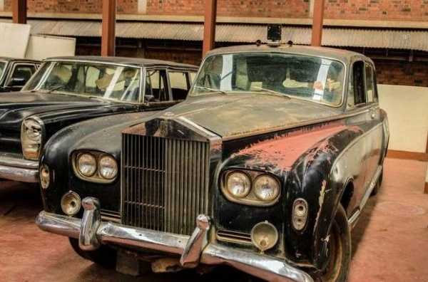 Returned Rolls-Royce Stolen By Idi Amin In 1966 Will Be Restored To Its Former Glory For $200k - autojosh