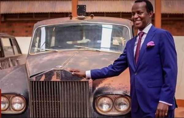 Rolls-Royce Phantom Stolen By Ugandan Strongman Idi Amin In 1966 Returned To Owner - autojosh