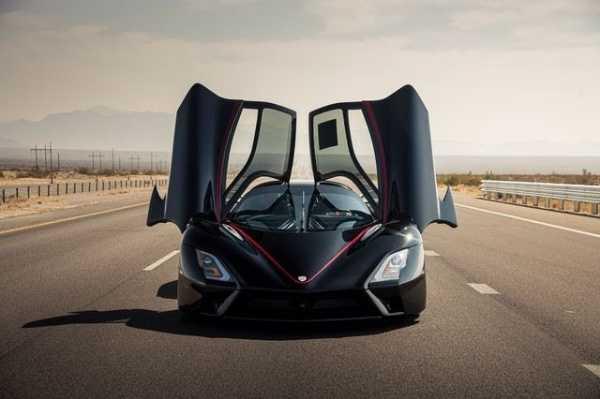 10 Facts About $1.9m SSC Tuatara Hypercar That Dethroned Bugatti As World's Fastest Car-autojosh