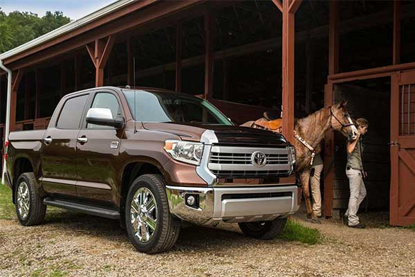 Take A Look At The 2022 Toyota Tundra Truck Rendering