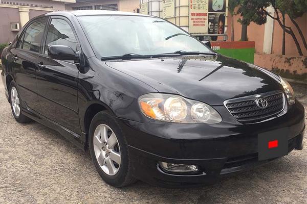 Nigerians Love Toyota