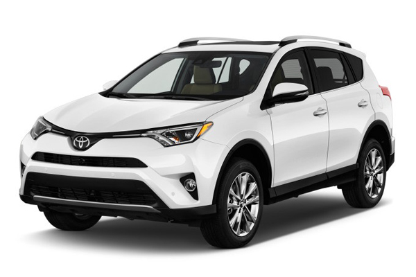 Kemi Korede 2018 Toyota Rav4 Limited Edition