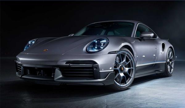 Porsche 911 Turbo S autojosh