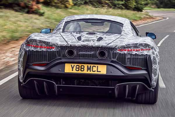 """Artura"" The Next-Generation Hybrid Supercar From Mclaren"