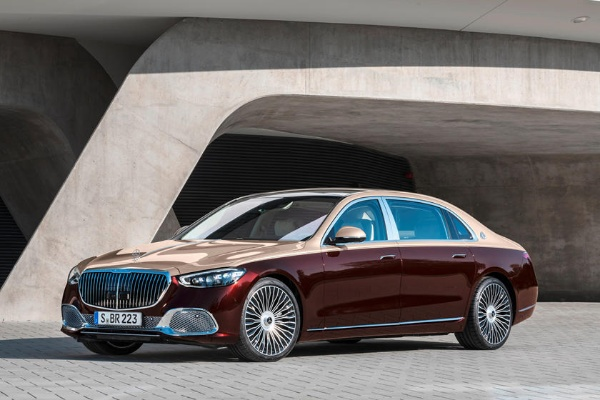 2021 Mercedes-Maybach S-Class - autojosh