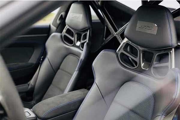 2022 Porsche GT3 Caught Undisguised With New Interior