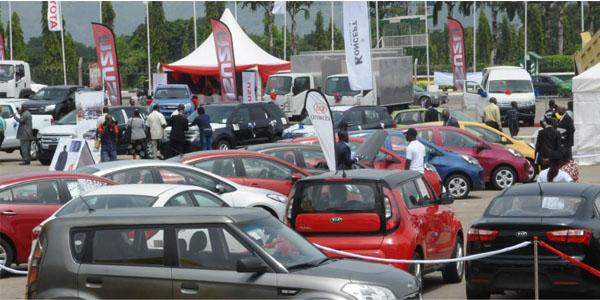 Abuja Motor Fair