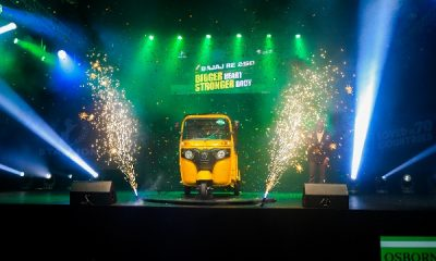 Bajaj Auto Launches Bigger And Stronger RE 250 Superkeke In Nigeria - autojosh
