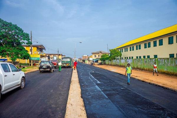Ijebu Ode-Epe Expressway