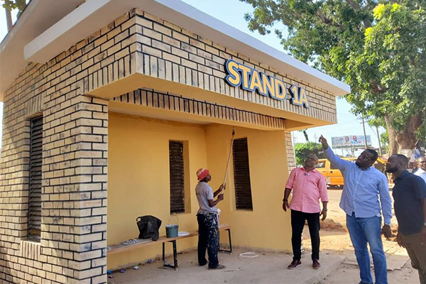 Enugu Rebuilds 241 Bus Shelters Destroyed By Hoodlums During EndSARS Protests - autojosh