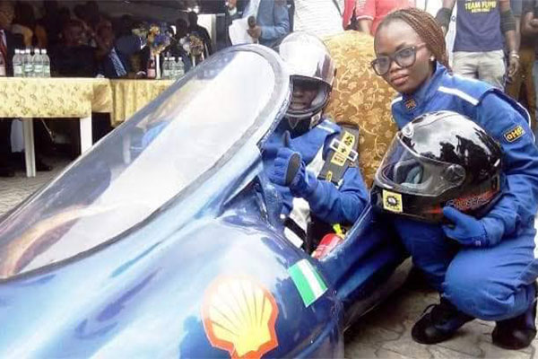 Throwback : FUPRE Excels At Shell Eco Marathon With Its Fuel Efficient Car, Went 55.9km With A Litre Of Petrol - autojosh