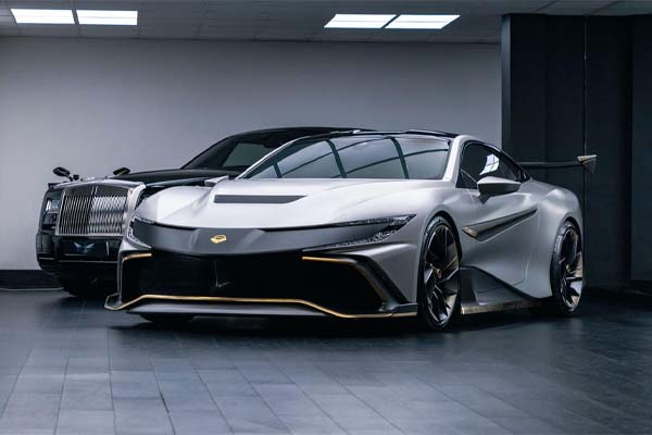 Check Out This 2022 GT3-Inspired 1048bhp Hypercar From Naran Automotive-autojosh