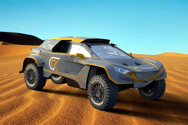 Hydrogen-Powered Car To Compete In 2024 Dakar Rally-autojosh