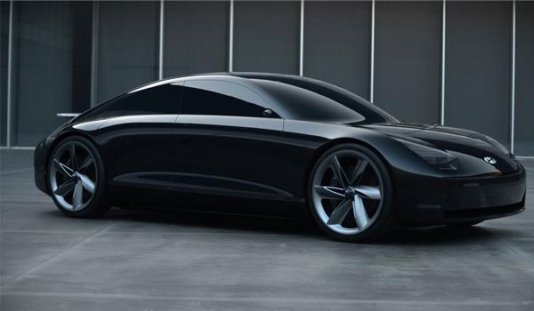 Hyundai Prophecy Concept EV Wins 2020 Car Design Award
