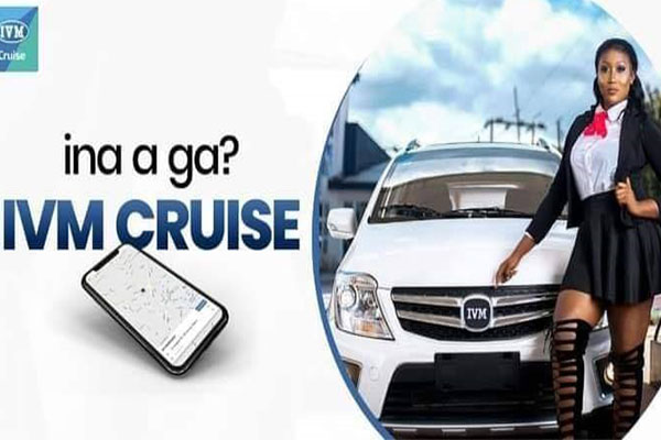 INNOSON Launches Ride-Hailing Service With IVM CRUISE (PHOTOS)