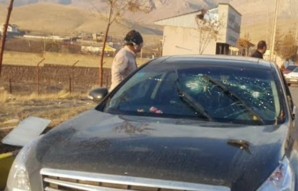 Iranian Nuclear Scientist Mohsen Fakhrizadeh Assassinated, See His Bullet-riddled Car - autojosh
