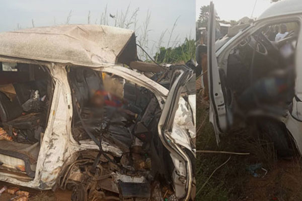Accident Claims 6, Injures 11 As Bus Crashes Along Onitsha Expressway