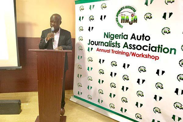 2020 Nigeria Auto Journalists Association (NAJA) Training Holds December 12