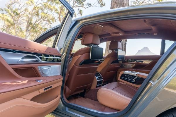 """One-off BMW 7 Series Becomes Luxury Hotel Shuttle For """"Ellerman House"""" In South Africa - autojosh"""