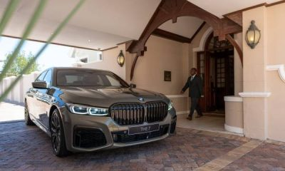 "One-off BMW 7 Series Becomes Luxury Hotel Shuttle For ""Ellerman House"" In South Africa - autojosh"