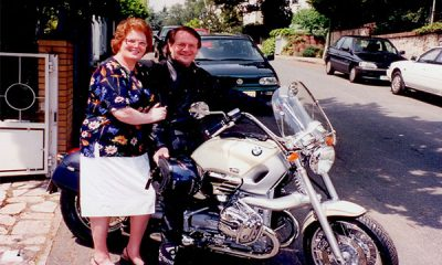 Reinhard Bonnke Motorcycle - autojosh