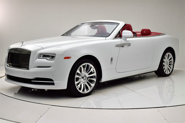 2021 Will Be The Last Year Rolls-Royce Dawn And Wraith Will Be Sold In America - autojosh