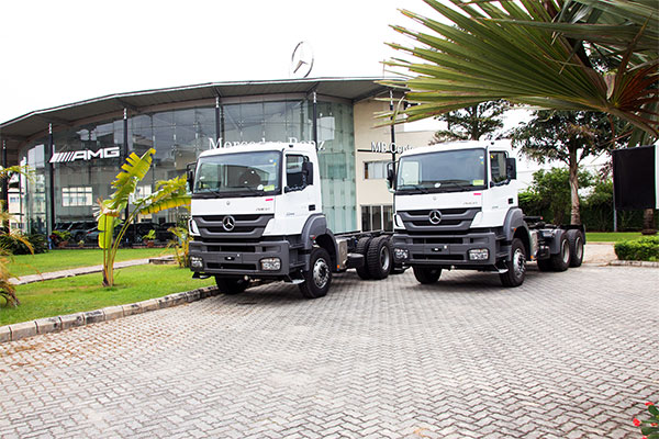 Weststar Increases Product Portfolio With Mercedes-Benz Axor - autojosh